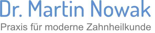 Zahnarzt Martin Nowak